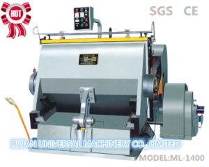 Creasing & Die Cutting Machine (ML-1400) pictures & photos