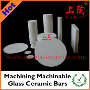 Machining Machinable Glass Ceramic Bars pictures & photos