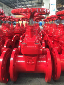 Fire Hydrant Used Di Gate Valve pictures & photos