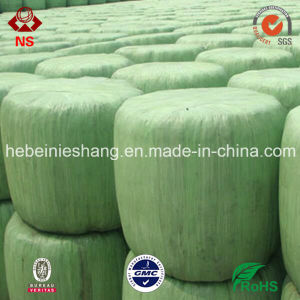 25mic High Tensile Strength LLDPE Silage Warpping Film pictures & photos