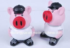 CE Plastic Piggy Money Box