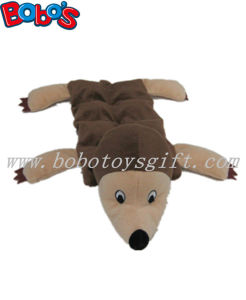 Less Stuffing Pet Dog Toy Plush Hedgehog with Squeaker Bosw1061/30cm pictures & photos