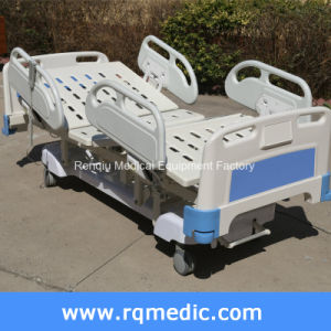 ICU Five Function Electric Bed. Hospital Bed pictures & photos