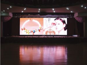 P3 Indoor High Definition LED Screen pictures & photos