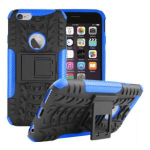 Protective Stand Combo Mobile Cell Phone Cover for iPhone 6