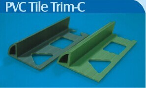 Plastic Tile Trim pictures & photos