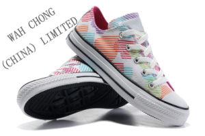 Competitive Canvas Shoe (Item No.: GZCS8001)