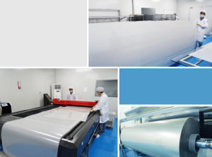 Switchable Pdlc Film, Magic Glass Film, Opaque Transparent Film pictures & photos