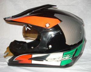 Cooling ATV Motorcycle Scooter Kids Cross Helmet (HD169D)