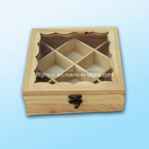Eco-Friendly Customized Gift Box Wooden Box for Display pictures & photos