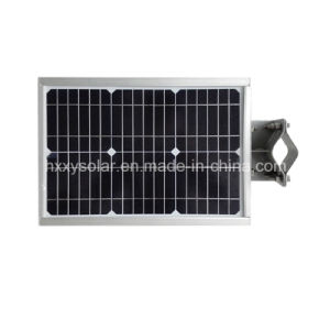 No Operating Cost Dimmable 6W LED Integrated Solar Garden Light Manufacturer pictures & photos