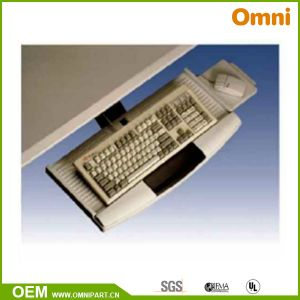 White Color Computer Keyboard Parts for Office (OM-KT-06) pictures & photos
