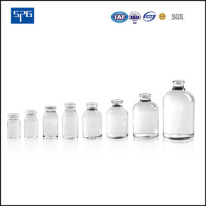 Sfda Moulded Injection Vial for Pharmaceutical pictures & photos