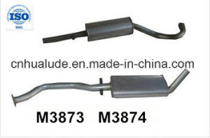Aluminum Car Muffler for Commodore Vl pictures & photos