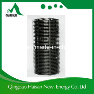 Newest Designed 1-3m Width 170kn/M Uniaxial Plastic Geogrid for Stabilizer pictures & photos
