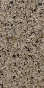 Granite Color Quartz Stone Slab for Kitchen Coutertop pictures & photos