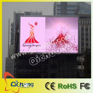P10 Outdoor Mesh Electronic Commercial LED Screen pictures & photos