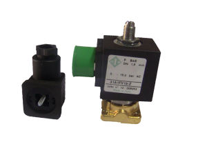 High Quality Compressed Ode 110V Solenoid Valve Air Compressor Parts pictures & photos