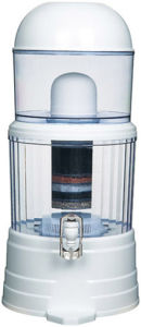 Water Filter Dispenser Mineral Pot 14L (H-14B) pictures & photos