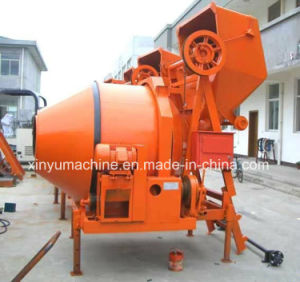Mobile Portable Concrete Mixer Jzc500 pictures & photos