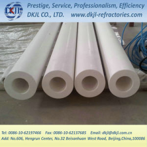 High Temperature Fused Silica Ceramic Roller for Glass Tempering Kiln pictures & photos