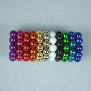 D5mm 216PCS Neocube Neoballs Permanent Neodymium Magnet Balls pictures & photos