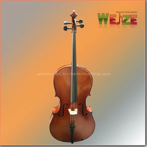 Solid Wood Entry Level Cello pictures & photos