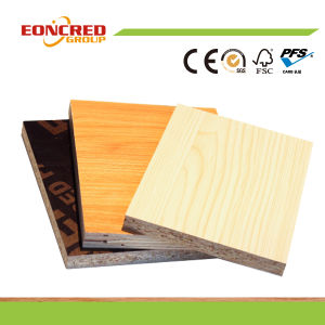 Melamine Laminated MDF Board/Particle Board pictures & photos
