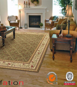 Persian Style Machine Made Rugs Polyester High Quality Carpet pictures & photos