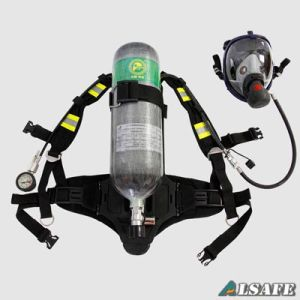 Lifesaving Positive Pressure Air Breathing Apparatus pictures & photos