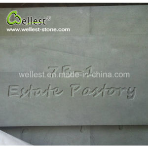 Wholesale Natural Stone Hainan Honed Finished Grey Color Basalt pictures & photos