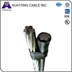 150mm Quadruplex Service Drop Cable XLPE Insulated ABC Cable pictures & photos