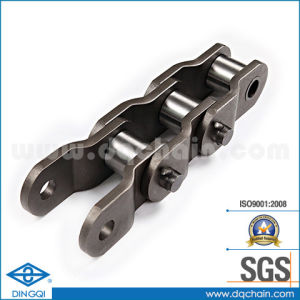 Heavy-Duty Cranked-Link Transmission Chain