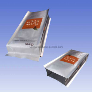 Composite Aluminium Material, Long Shelf Life Coffee Bag