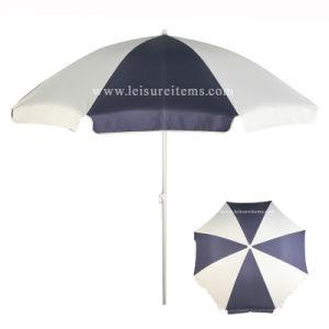 Aluminum Beach Umbrella with Fiberglass Frame (OCT-AUFBP01) pictures & photos