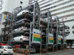 Rotary Parking System Design Export pictures & photos