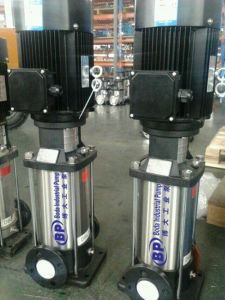 Multistage Vertical Centrifugal Pump pictures & photos