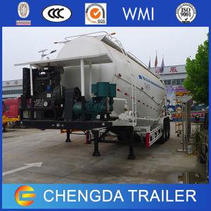 Factory 36-60 Cbm Bulk Cement Tanker Semi Trailer for Sale pictures & photos
