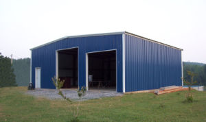 Prepainted Light Stee Structure Storeroom (KXD-454) pictures & photos
