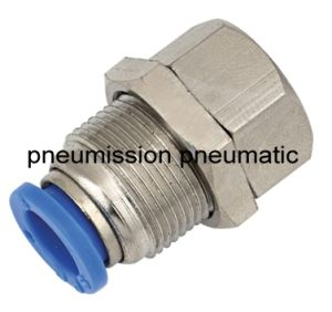 China Pneumatic Fitting, Push in Fittings (PMF series) pictures & photos