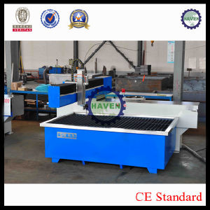 Cux400-Sq1313 CNC Water Jet Cutting Machine pictures & photos