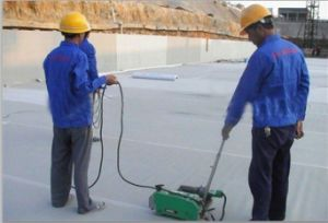 Roof PVC Membrane Waterproofing/Roofing Material PVC/Roofing PVC pictures & photos