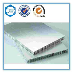 Wall Partition Aluminum Honeycomb Panel pictures & photos