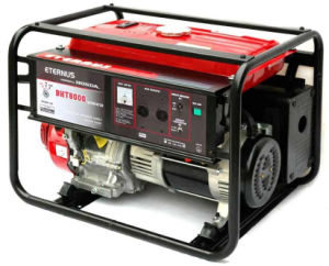 High Quality 6kw/6kVA 3 Phase Gasoline Generator Honda pictures & photos