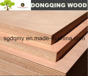 Okoume Plywood Thickness 4 mm for South America Market pictures & photos