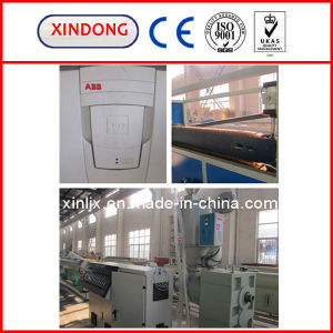 20-63mm PE Pipe Production Line/Plastic Extruder pictures & photos