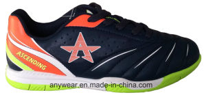 Children Indoor Soccer Shoes Junior Sports Footwear (415-5623) pictures & photos