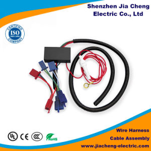 Automobile Housing Headlight Wiring Harness Car Assembly pictures & photos
