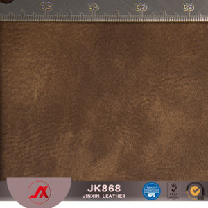 Good Looking Smoothness PVC Leather for Bag and Wallets PU Leather pictures & photos