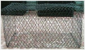 PVC Coated Hexagonal Wire Mesh Gabion Baskets (anjia-123) pictures & photos